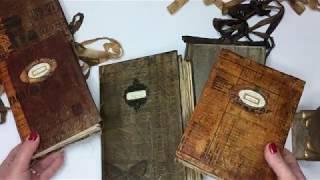 Another Handmade Journal Video!