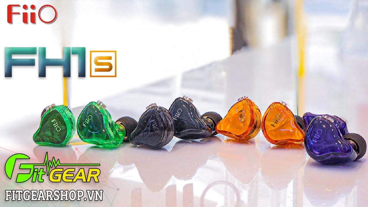FiiO FH1s | Thêm màu sắc mới, Chất lượng vẫn Tuyệt Vời với giá cực kì DỄ GẦN