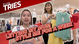 Letting My Mum Style Me For A Week | ZULA Tries | EP 19