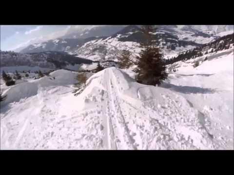 Esquiador Radical