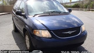 preview picture of video '2002 Chrysler Town and Country'