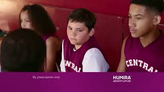 Humira Commercial   'Basketball Game'