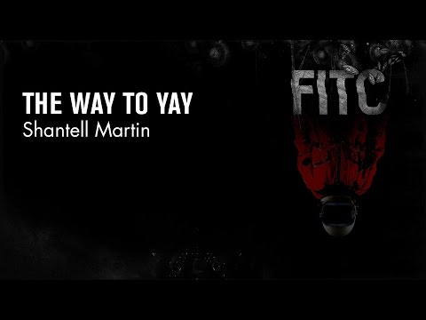 Shantell Martin - The WAY to YAY