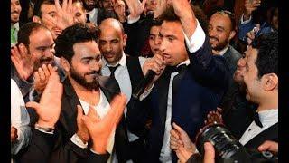 تحميل اغاني زغروطة علي ربيع بعد ماطلبها تامر حسني في فرح محمد انور مش ممكن ع الضحك! MP3