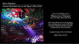 STEVE HACKETT - Dance on volcano (live)