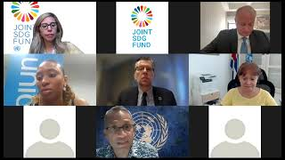 HLPF 2021 - Building Resilience and Ending Vulnerability in Small Island Developing States