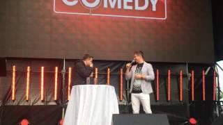 Vk fest comedy club (Гарик Харламов & Тимур Батрутдинов