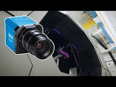 3D vision | Ranger3 | SICK
