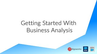 Getting Started With Business Analysis | Scrum Development Model | Salesforce Tutorial