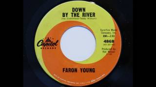Faron Young - Down By The River (Capitol 4868)