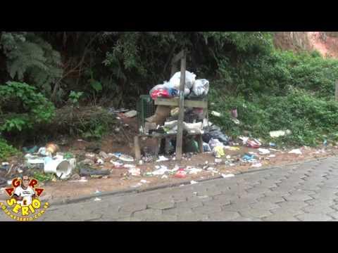 Avante Juquitiba - Mini Lixão da Favela do Justinos