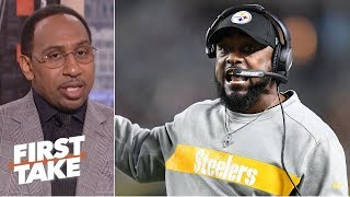 Gambar cover Does Mike Tomlin deserve to be on the hot seat with Steelers? | First Take