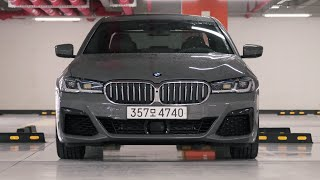 [문영재] VISUAL REVIEW_BMW 540i xDrive M Sport Package | 보고, 듣고, 만지다_BMW 540i x드라이브 M 스포트 패키지