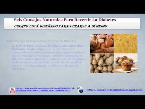 Limitación de los niveles de azúcar en sangre
