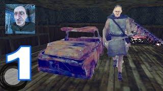 Grandpa   NEW UPDATE NEW Rooms Grandpa CAR Garage   Walkthrough Gameplay Part 1 (iOS | Android)