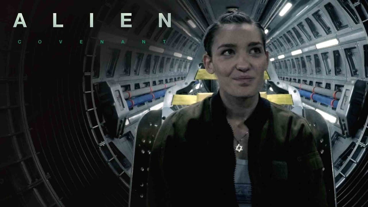 Alien: Covenant - Crew Messages: Rosenthal