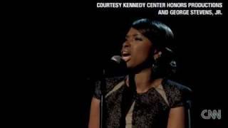 Short Clip: Jennifer Hudson - 'I'm Here'