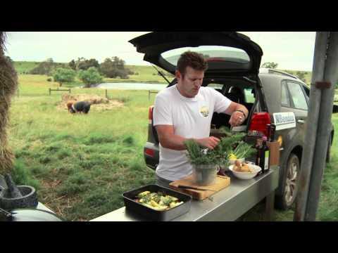 Heat Beads® Drive Thru Australia Ben's Pork Chops BBQ recipe