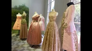 ASMR/Relaxation - The History Of Dior (fashion History/exhibition Review)