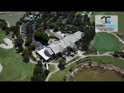 Twin Eagles clubhouse