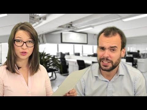 Co neříkat na pracovním pohovoru? | Anet a Markus