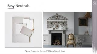 Partner Spotlight Webinar With Farrow & Ball - Color Theory And The Farrow & Ball Palette - 3.7.18