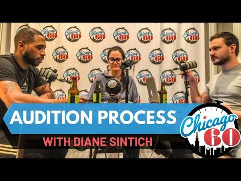The AUDITION PROCESS: Prepare, Deliver, Leave with Diane Sintich - Ep. 28 BONUS CLIP - DA Chicago 60