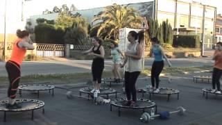 Gino Fitness - Aula Jump Profª JU
