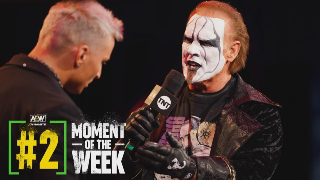 AEW Dynamite Preview: Hangman Page In Action, Sting – Darby Allin, Britt Baker