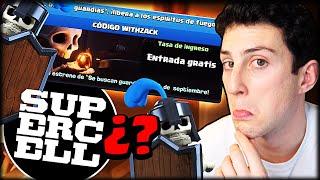 SUPERCELL Y LO QUE TRAMA CON LOS GUARDIAS EN LOS DESAFIOS - Clash Royale - WithZack