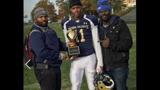 2017 NCP Panthers #11 WR,DB Andre Ross Jr  Season Highlights