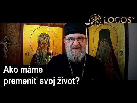 OTCOVIA PÚŠTE (113) - Sv. Izák Sýrsky - Živé a dýchajúce ikony