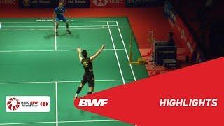 PERODUA Malaysia Masters 2019 | MS - QF - HIGHLIGHTS | BWF 2019