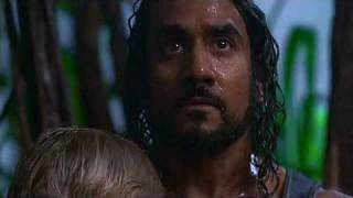 Мэгги Грейс, Hurricane - Lost - Sayid and Shannon