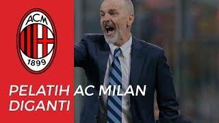 AC Milan Ganti Pelatih dari Marco Giampolo ke Stefano Pioli