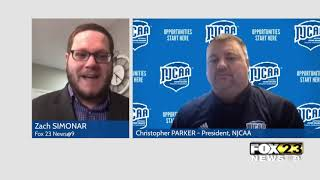What's next for NJCAA after postponing fall sports?