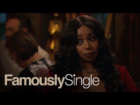 Tiffany's Dinner With Josiah Gets Heated   Famously Single   E!