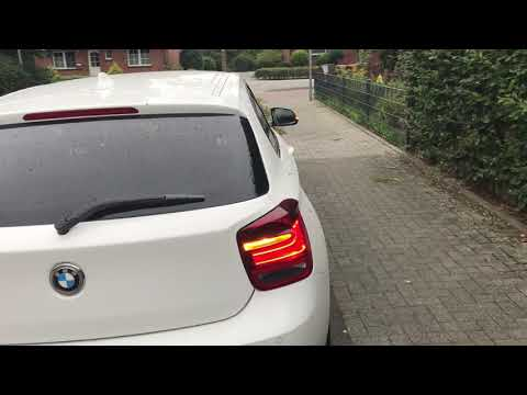 LED Blinker LED Indicator Bulbs BMW F20 M135i