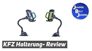 Muvercon KfZ Universal Premium Halterung LFQ - Review deutsch
