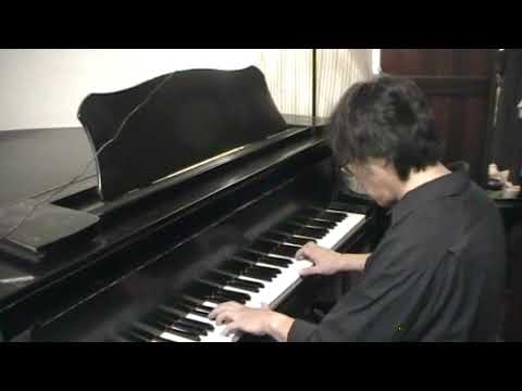 Version 1 - J.S. Bach Invention in C Major
