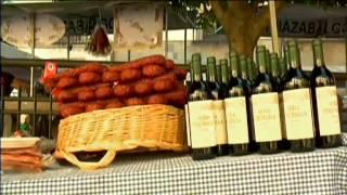 preview picture of video 'Ferias y Mercados, unas de las tradiciones más arraigadas de Euskadi. Gernika, Tolosa, Ordizia'