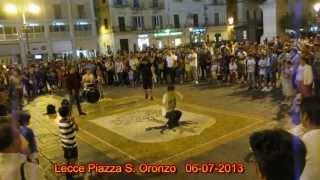 preview picture of video 'Break Dance a Lecce'