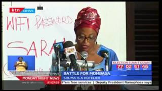 Senator Hassan Omar unveils his running mate as the Mombasa politics takes shape