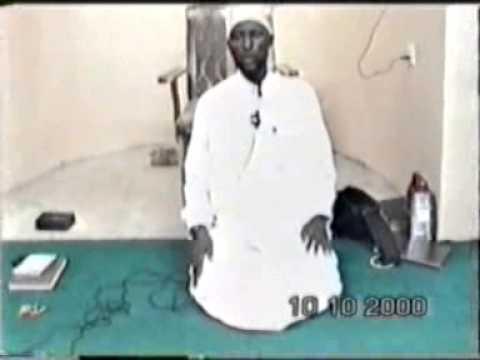 Siffar Sallar Annabi (SAW) A Aikace 1/3: Shaikh Albani Zaria