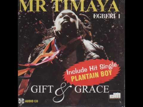 Timaya - Plantain Boy  - whole Album at www.afrika.fm