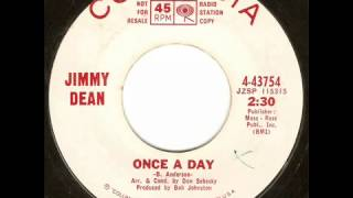 Jimmy Dean - Once A Day