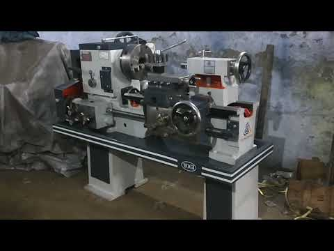 4.5 Feet Medium Duty Lathe Machine