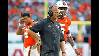 Hurricanes Mark Richt talks about the 31-17 win over FIU | Kholo.pk