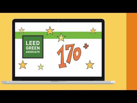 What is a LEED Green Associate? - YouTube