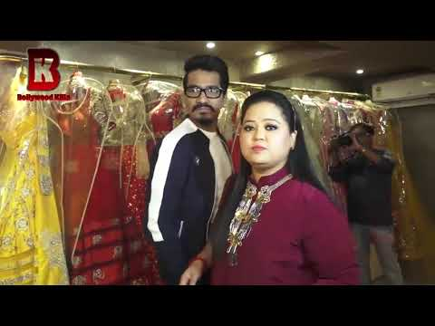 Bharti Singh Shopping Shaadi Dulhan Dress For Wedding Preparations